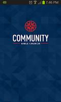 Screenshot of Community Bible Church