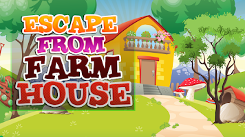 Screenshot of Escape From Farm House