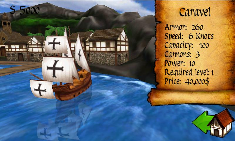 Age Of Wind 2 Free- screenshot