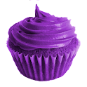 Cupcake Widget Stickers FREE logo