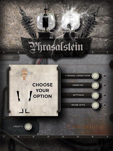 Phrasalstein Tablet