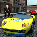 Real Car City Driver 3D icon
