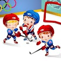 Sports jigsaw for kids icon