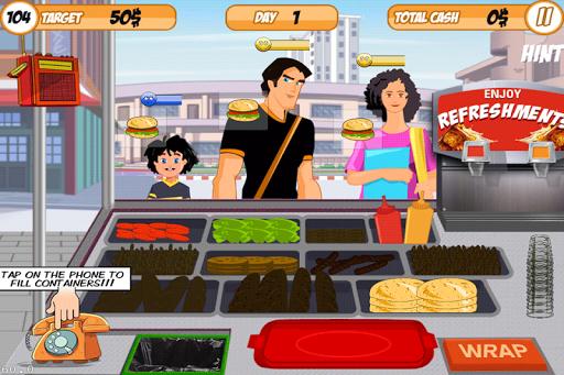 【免費街機App】Baker Man-APP點子
