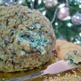 Spinach Artichoke Feta Ball