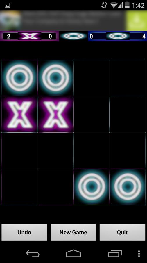 Dots and Boxes - screenshot