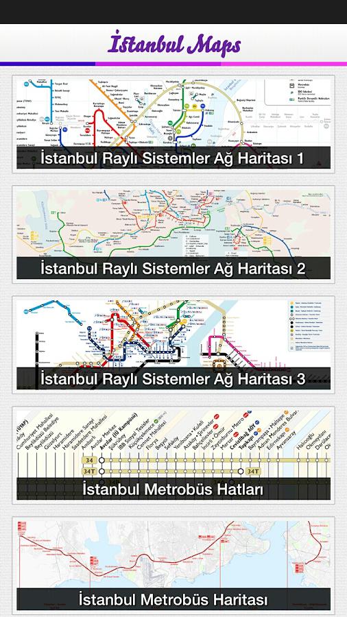 Istanbul Maps- screenshot