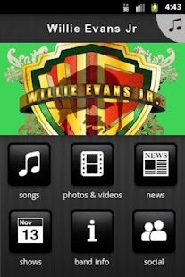 Willie Evans Jr - screenshot thumbnail