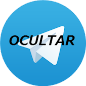 Ocultar Telegram