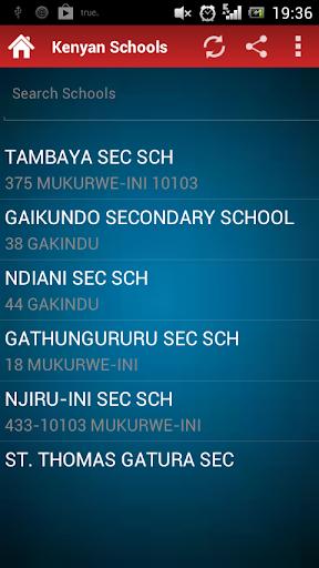 Kenya Schools Directory