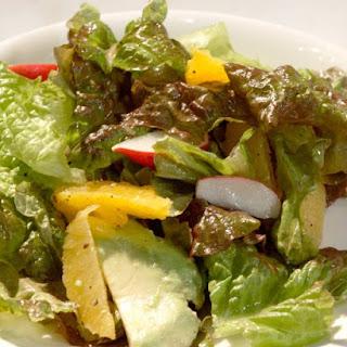 Orange and Avocado Salad Recipe
