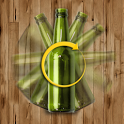 Spin the bottle (make rules) icon
