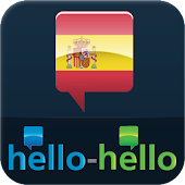 Learn Spanish Hello-Hello