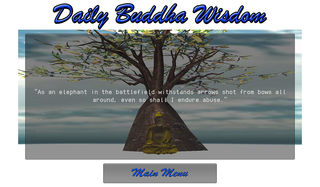 Buddha and The Bodhi- screenshot