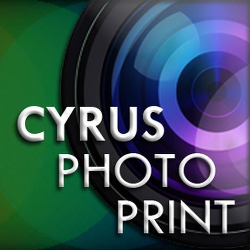 Cyrus Photo Print LOGO-APP點子