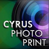 Cyrus Photo Print