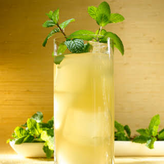 Mint-tea Juleps.
