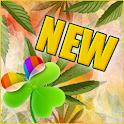 Weed Ganja - GO Launcher Theme icon