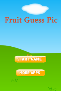 Fruit Guess Pic