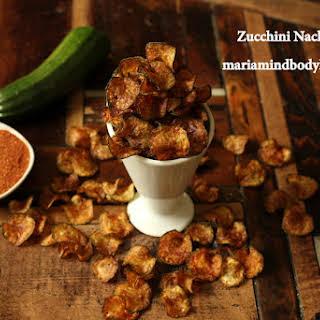 Zucchini Nacho Chips.