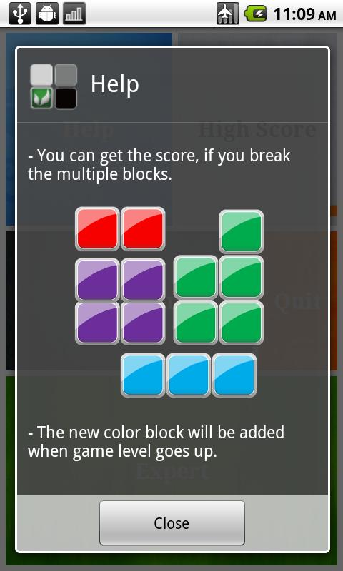 Speed Block - screenshot