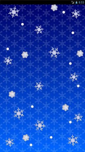 Snow×3 -待受に雪を降らせるライブ壁紙-