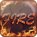 Fire Solo Launcher Theme