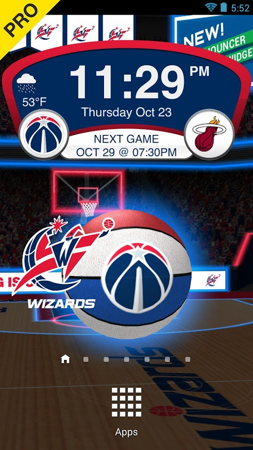 NBA 2016 Live Wallpaper- screenshot