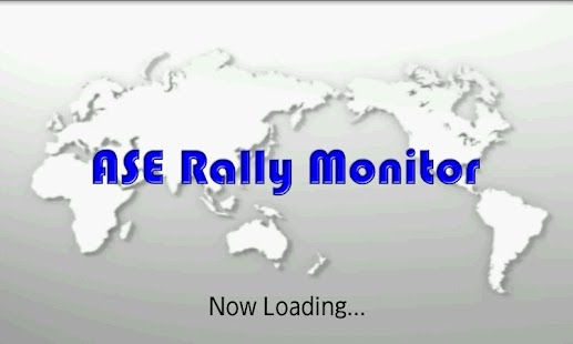 ASE Rally Monitor 110- screenshot thumbnail