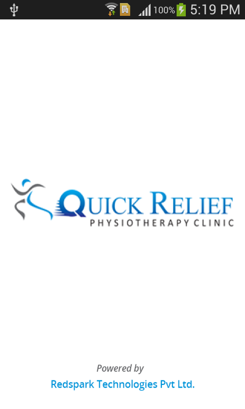 QuickRelief- screenshot