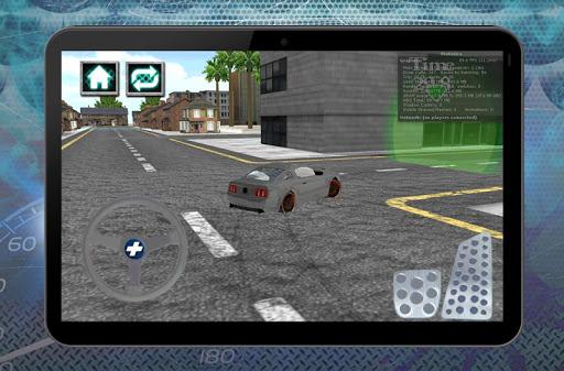 免費的肌肉車PRO賽車3D