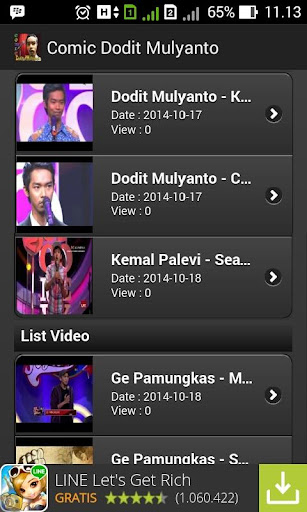 Comic dodit mulyanto
