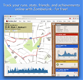 Zombies, Run! 5k Training Screenshot 5