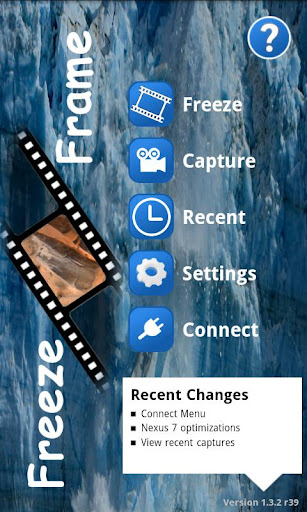 Freeze Frame - Photo Grabber