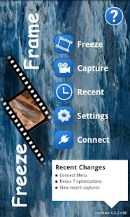 Freeze Frame  - Photo Grabber - screenshot thumbnail