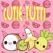 Cutie Tutti Clock
