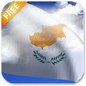 3D Cyprus Flag Live Wallpaper icon