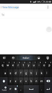 Italian for GO Keyboard- Emoji- screenshot thumbnail