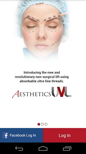 Aesthetics UVL