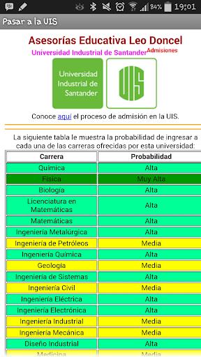 Pasar a la UIS Free 1.0