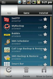App Backup & Reinstall Screenshot 2