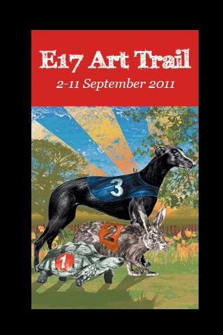E17 Art Trail 2011- screenshot