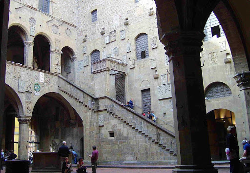 bargello-museum-florence-italy - Bargello Museum in Florence, Italy.