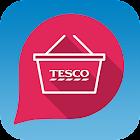 TESCO Potraviny domov icon