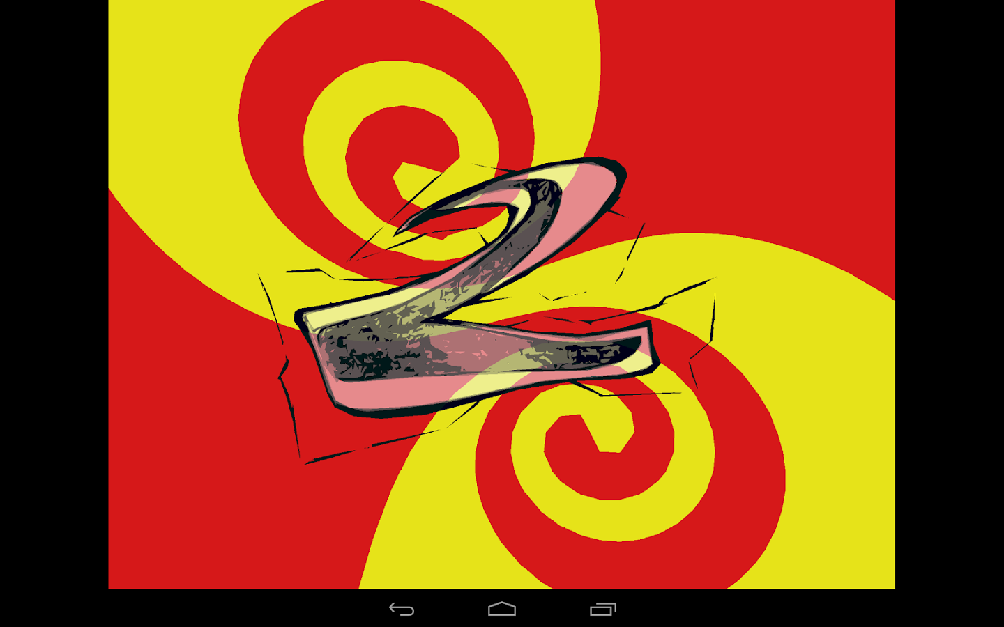 Dose2 (android port)- screenshot