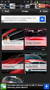 Dodge Wallpapers by AI - screenshot thumbnail