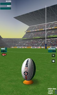 Real Rugby Flick - screenshot thumbnail