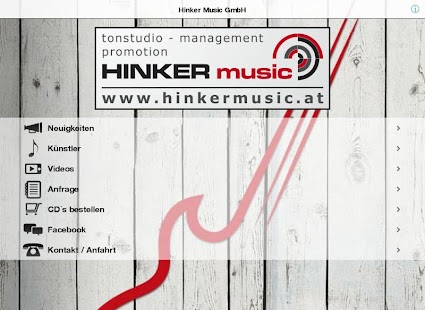 Hinker Music- screenshot thumbnail