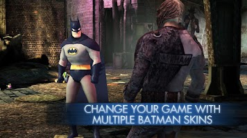 Screenshot of Batman: Arkham City Lockdown