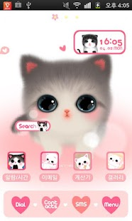 CUKI Theme Cute kittens